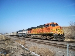 BNSF 5743 east